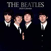 The Beatles: 2020 Square Wall Calendar
