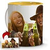 LolaPix Tazas Personalizadas con Foto y Texto. Regalos Personalizados con Foto. Taza Personalizada d...