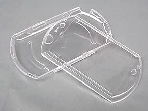 Vivi Audio® Protector Clear Crystal Travel Carry Hard Cover Case Shell for Sony Sony PSP Go