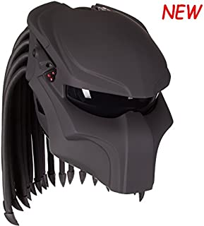 Predator Phantom custom motorcycle helmet