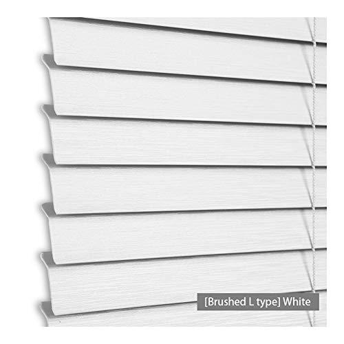 WXQIANG Upgrade en forma de L-Pull Material de la lámina de PVC alambre de artesanía Materiales Environmentally Friendly sombreado Efficient 45 Tamaños (ancho x alto) Protección contra deslumbramiento