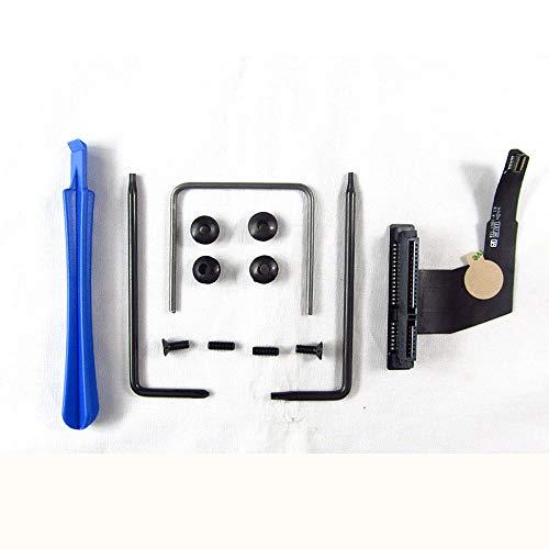 MRY - Segundo cable flexible SSD de disco duro dual 821-1501-A para servidor Mac Mini A1347 con kits de herramientas