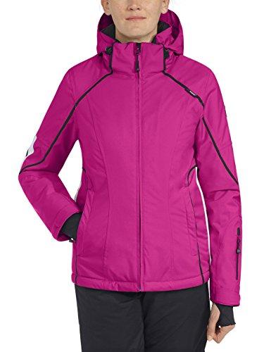 Maier Sports Damen Skijacke Randa, Raspberry Rose, 44, 210015