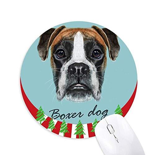 Kugelschreiber Hund Tier Rund Gummi Maus Pad Weihnachtsdekoration