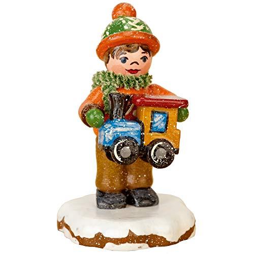 Hubrig-Volkskunst Winterkinder Paulchens Weihnachtswunsch* Höhe 5 cm