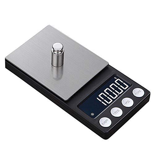 Mini Digitale Weegschaal Elektronische Weegschaal Hoge Nauwkeurigheid Backlight Elektrische Zak Voor Sieraden Gram Gewicht Keukenweegschaal A 500gx0.01g