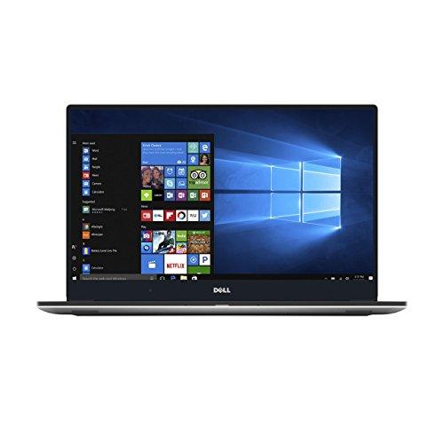Dell XPS 15 Infinity Edge 9560-4575 - Ordenador portátil de 39,62 cm (15,6 pulgadas FHD), Intel Core i7, 16GB de RAM, 512GB de SSD, Win10, color plateado