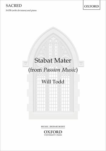 Stabat Mater: from Passion Music