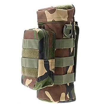 Bouteille Étanche Tactical Poche en Nylon Bouteille d'eau De Stockage Sac Extérieur Kit Médical Organisateur Mêle