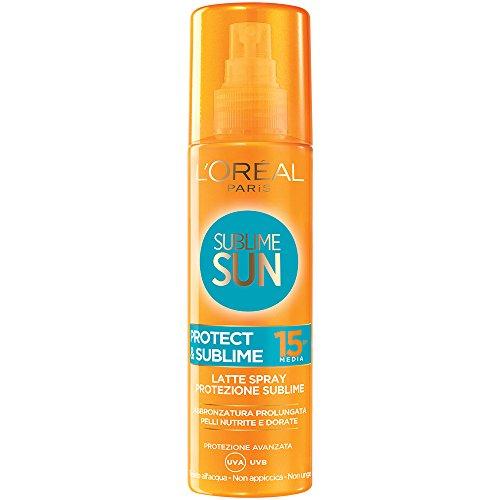 L'Oréal Paris Spray Protection Solaire FPS 15 200 ML