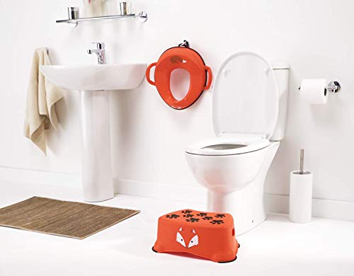 Voordeelpakket wc brilverkleiner en opstapje Vos
