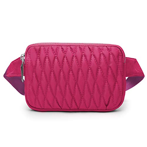 Wind Took Mode Damen Gürteltasche Bauchtasche stylisch Brusttasche für mädchen, Hüfttasche Handytasche für Reise Alltag Outdoor Party Mini, 18 x 4 x 12 cm