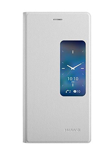 Huawei 51990621 Flip Hülle für Ascend P7 weiß