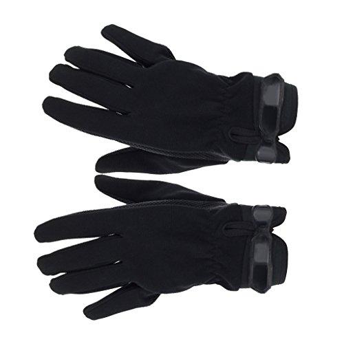 Patinage En Plein Air Escalade Des Gants Antidérapants Spéciaux Noir Taille L