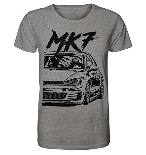glstkrrn Golf 7 MK7 GTI T-Shirt