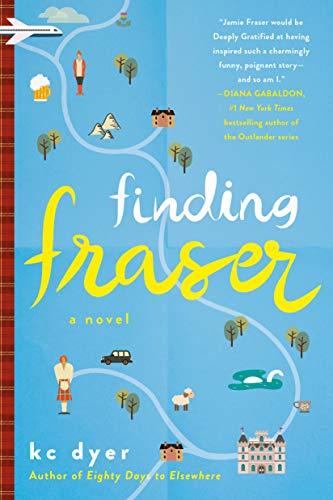Finding Fraser [Idioma Inglés]