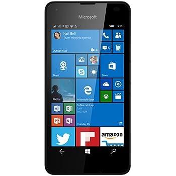 Microsoft Lumia 550 - Smartphone de 4.7