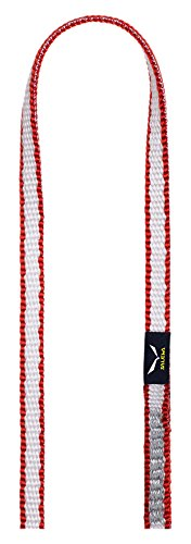 Salewa Unisex-Erwachsene Dyneema Sling, weiß/rot, 120