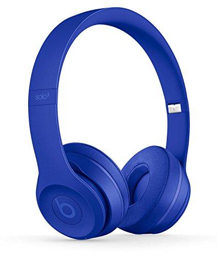 Beats by Dr Dre Solo3 Wireless On-Ear Headphones - Neighborhood Collection - Break Blue