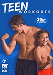 Empower Workouts Motivational Fitness Led by Teenagers This New Workout Program is designed specifically for Kids and Teens. For young people of every shape, size, and fitness level. Get #EMPOWERED Included is a 20 minute dvd workout DVD, a healthy e...