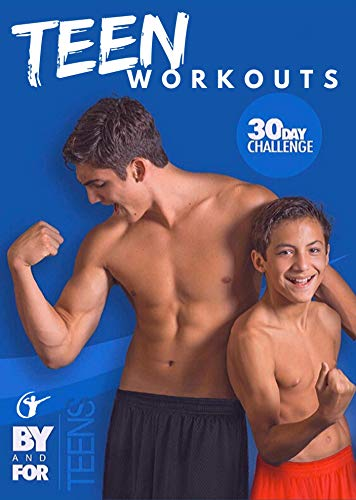 #1 Teen & Kid Workout DVD - Fitn...