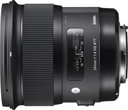 Sigma 24 mm/F 1.4 DG HSM...