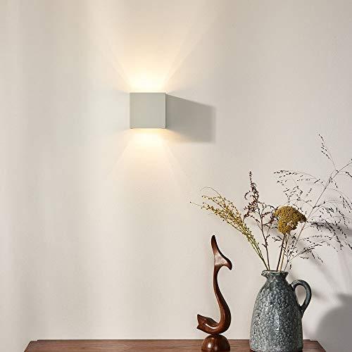 Lucide XIO - Applique Murale - LED Dim. - G9 - 1x4W 2700K - Blanc