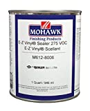 Mohawk Finishing Products M612-8006 Mohawk E-Z Vinyl Sealer Qt, Clear