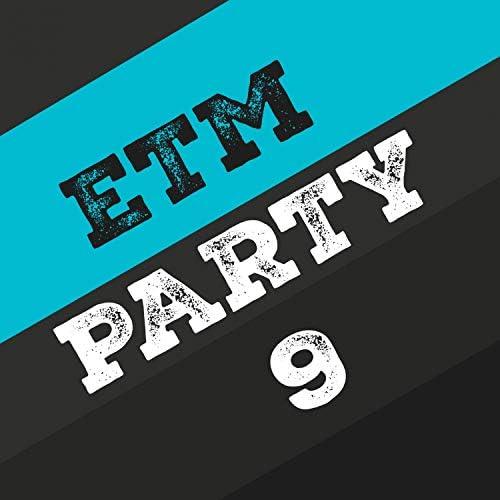 13 Floor, Big and Fat, Big Room Academy, Breex, Brian, Candy Shop, Central Galactic, Cream Sound, Deep Control, Delicious, Denny Denpal, Dima Rise, Dino Sor, Eryo & leshavega