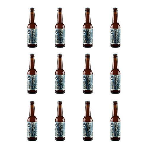 Brewdog Vagabond Pale Ale Glutenfreies Bier, MEHRWEG (12 x 0.33 l)