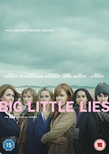 Big Little Lies: Season 2 [DVD] [2019]