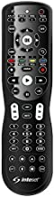 Inteset 4-in-1 Universal Backlit IR Learning Remote for use with Apple TV, Xbox One, Roku, Media Center/Kodi, Nvidia Shield, Most Streamers & Other A/V Devices