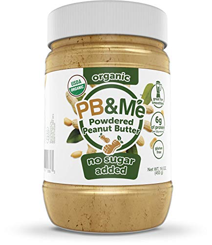 PB&Me USDA Organic Powdered Peanut...