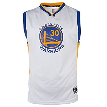 Outerstuff Steph Curry Youth Home Replica Jersey Size  8-20   X-large 18-20
