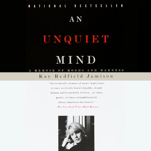 An Unquiet Mind audiobook cover art
