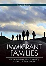 Immigrant Families (Immigrant & Society) by Cecilia Menj??var (2016-03-14)