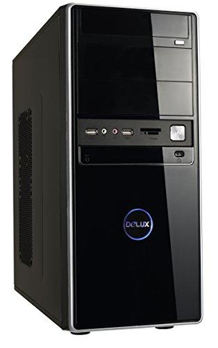 Memory PC Intel PC Core i5-4570 (Quadcore) Haswell 4X 3.2 GHz, 8 GB DDR3, 256 GB SSD Sata3/-600, Intel HD 4600 Grafik, USB 3.0, SATA3, HDMI, DVD-Brenner, Sound, GigabitLan, Cardreader, MultimediaPC