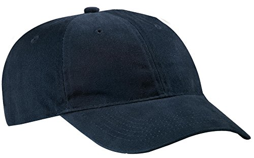 Port & Company Brushed Twill Low Profile Cap 20F
