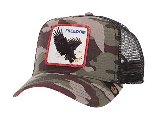 Goorin Bros Trucker Cap Freedom/Eagle Camo - One-Size