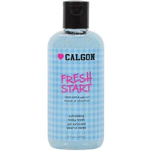 Calgon Heart Fresh Start Exfoliating Body Wash - 10 Oz
