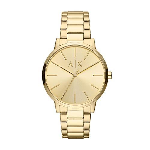 Catálogo para Comprar On-line Reloj Armani Dorado favoritos de las personas. 7