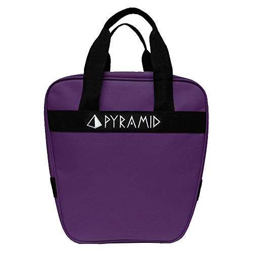 Pyramid Prime One Bowlingtasche, violett