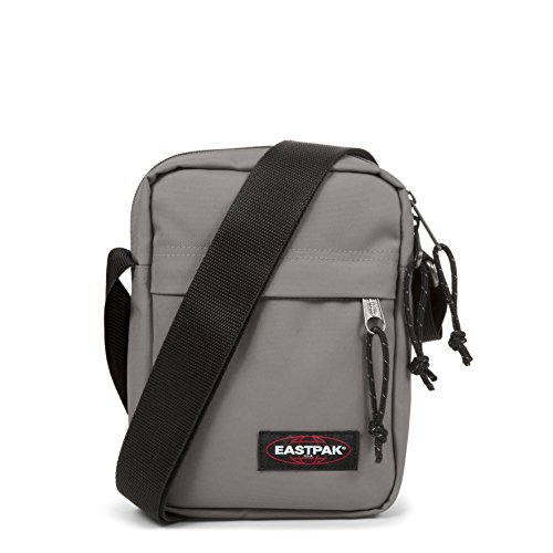 Eastpak The One Bolso Bandolera, 21 cm, 2.5 Liters, Gris (Concrete Grey)