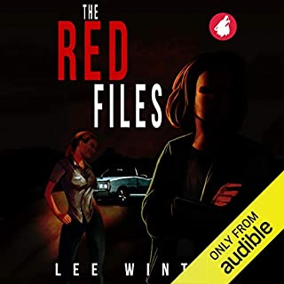 The Red Files audiobook cover art