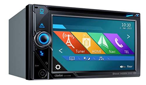 Clarion NX405E Navigationssystem (Kontinent)
