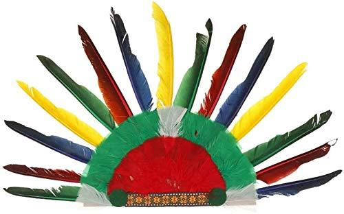 Spielzeug Spielzeug-Erwachsene der Native American Indian Chief Stirnband Kopfschmuck Kostüm Zubehör Spielzeug
