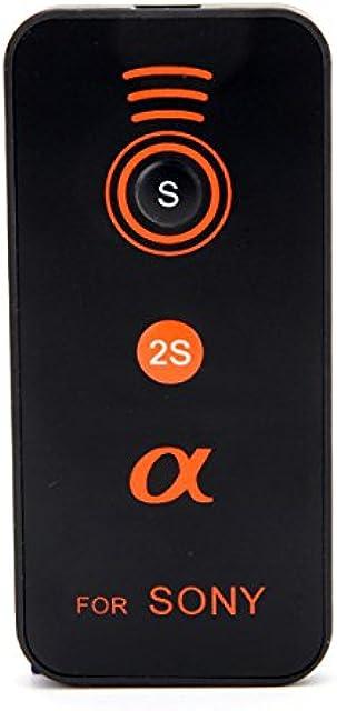 MASUNN Fototech Ir Disparador Inalámbrico De Disparo De Control Remoto Para Sony Serie Alpha A7 Ii A7 A7R A7S