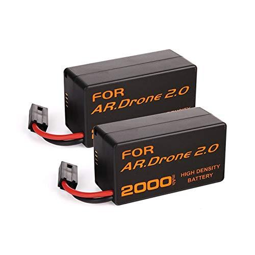 Batterie rechargeable 20...ère télécommandé (2 pcs