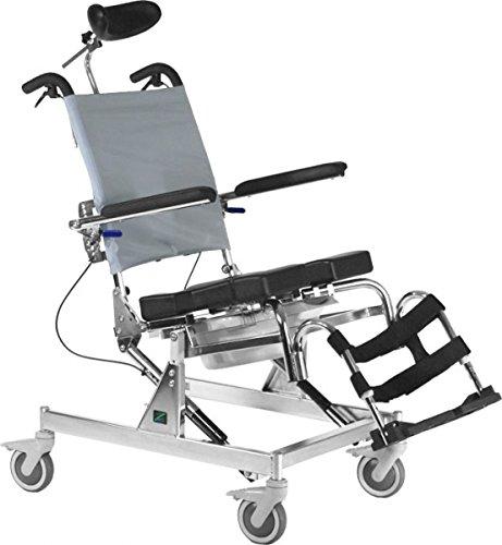 Raz Design Inc Z300 RAZ-AT Rehab Shower Commode Chair
