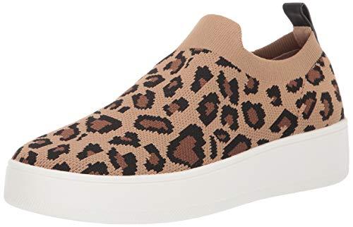 Steve Madden Women's Beale Shoe, Leopard, 8.5 M US